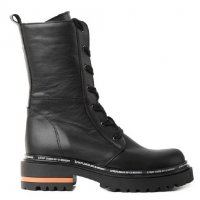 Smart Cronos Leather Boots