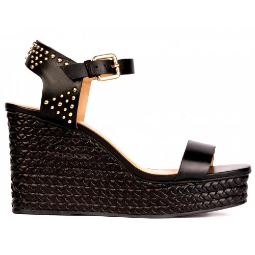 Carrano High Heel Wedge Sandal
