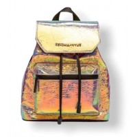 Kendall+Kylie Serena small backpack iridescent