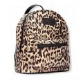 Kendall+Kylie Sam mini backpack leopard