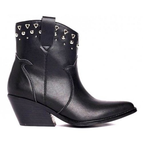Camperos boots with studs